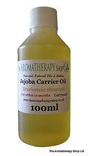Best American Jojoba Oil 100ml / Cold Pressed