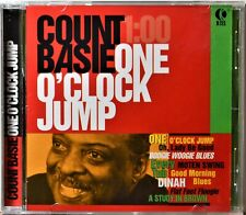 CD Count Basie One O'Clock Jump Moten Swing Dinah CLEAN Extra Discs Ship Free
