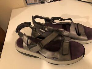 MBT Leather Toning Sandals