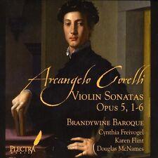 Brandywine Baroque - Arcangelo Corelli: Violin Sonatas [New CD]