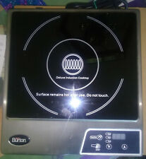New listing Max Burton Deluxe Induction Cooktop 6200 1800 Watts