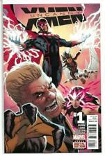 Uncanny X-Men #1  Greg Land Marvel Comics 2016  NM 9.6
