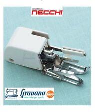 Piedino Doppio Trasporto Macchine da Cucire per Quilt e Patchwork Necchi