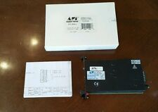 NEW AFI American Fibertek RT-89A-L Aiphone Intercom LEF Rack Card Tx - Stat
