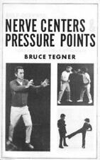 Self-Defense Nerve Centers and Pressure Points for Karate, Jujitsu and...