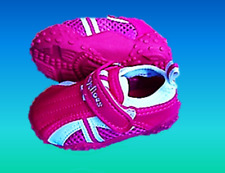 Playshoes Aquaschuhe, pink, Gr. 18/19