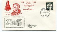 1972 US Astronaut John Glenn Mercury-Atlas 6 Institut Weltraumforschung Bochum