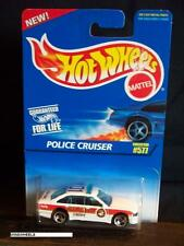 HOT WHEELS #577 -2 POLICE CRUISER 3SP AMER MALAY