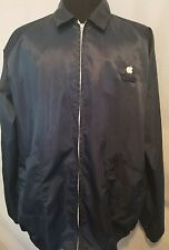 Apple Jacket Mens 3XL XXXL Windbreaker