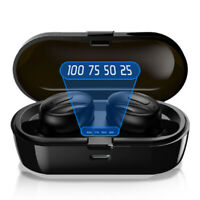 XG-13 Sport Ture Senza Fili di Bluetooth 5.0 TWS Cuffia del Trasduttore