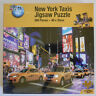 NEW YORK TAXIS 500 PIECE JIGSAW PUZZLE TIMES SQUARE NYC USA AMERICA *NEW*