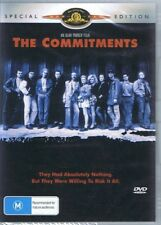 THE COMMITMENTS Special Edition DVD NEW & SEALED Free Post