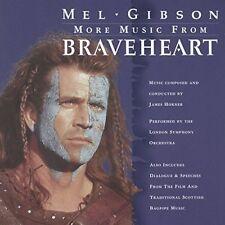 James Horner Braveheart-More music (soundtrack, 1997) [CD]