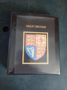 Great Britain Stamp Album Draft Copy