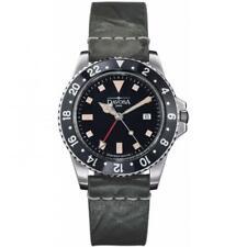 Davosa Vintage Diver GMT Black 161.570.55.25011