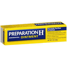 Preparation H Hemorrhoidal Ointment - 1 Oz