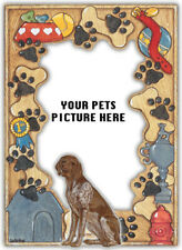German Pointer Picture Frame