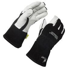 Weldas Arc Knight Premium Lined MIG/TIG Welding Gloves, Size Large