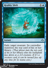REALITY SHIFT Fate Reforged Magic MTG cards (GH)