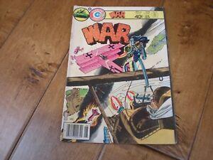 WAR #14 (1979) Charlton Comics RARE!!!