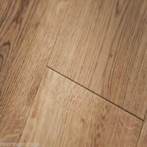 Engineered Oak Flooring Brushed Oiled 14(3)mm x 150mm 3ply