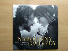 Narodziny gwiazdy DVD A STAR IS BORN DVD LADY GAGA BRADLEY COOPER POLISH RELEASE