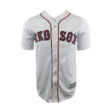 Majestic MLB Boston Red Sox Baseball Jersey Men's Size S Small