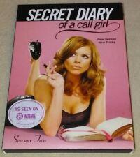 Secret Diary of a Call Girl - Season 2 (DVD, 2009, 2-Disc Set) + Slipcover!