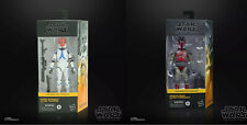 Star Wars Black Series Ahsoka's Clone Trooper & Mandalorian Super *PRE-ORDER*