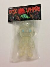 "Super7 Josh Herbolsheimer Rose Vampire Ghost Clear Sofubi 4"" Figure Japan Vinyl"