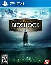 BioShock: The Collection (Sony PlayStation 4, 2016)  Brand New   Fast Ship PS4