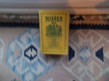 Wisden Cricketers Almanack 1974 Softcover