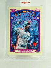 2021 Topps Project 70 Darryl Strawberry by Gregory Siff #13