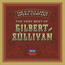 The D'Oyly Carte Opera Company - The Very Best Of Gilbert And Sullivan
