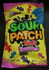 204g Sour Patch Kids Berries Soft Chewy American Candy Sweets Treats