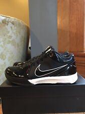Nike Kobe 4 IV Protro Black Mamba Undefeated Size 10 With Receipt