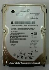Seagate ST9120821AS 120GB SATA Laptop Drive P/N:9W3184-040 F/W:7.01 Site:WU
