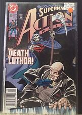 ACTION COMICS #660 (VF) SUPERMAN, DEATH OF LUTHOR  1990 DC