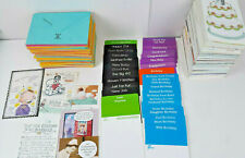 Assorted Lot of 300+ Greeting Cards by Carlton w/ Envelopes Bday, Get Well, etc.