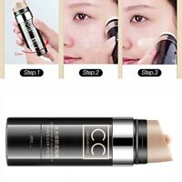 Anti-Aging Concealer Stick CC Moisturizing Foundation Face Smooth Makeup Stick