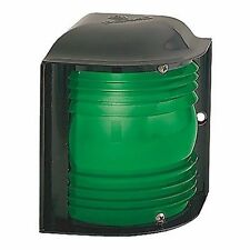Perko Navigation Light Green Side 2 Mile 112-1/2A Visibilit 527703 0109G00BLK