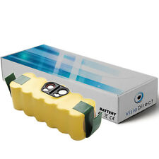 Batterie pour iRobot Roomba 555 14.4V 4500mAh