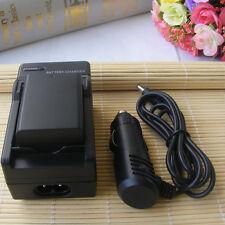 Battery + Charger for Samsung NX200 NX300 NX500 NX2020 NX1100 BP1030 BP-1030
