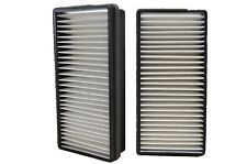 Set of 2 Cabin Air Filter For Buick Chevy Chevrolet Oldsmobile Pontiac Saturn