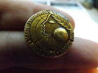 Vintage Soviet Pin Badge World Volleyball Championship,Minsk 1978,USSR
