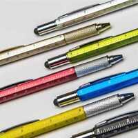 Brass Metal Pen Eternal Pen Inkless Metal Pencil Creative Pen W9U0 M Gift F2F4