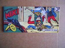 CAPITAN MIKI Serie XII n°9 ed. Dardo - RISTAMPA ANASTATICA [G267-10]