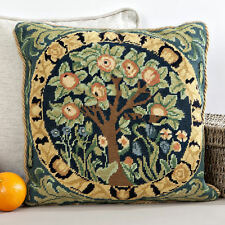 "ORANGE TREE  Tapestry Cushion Front Kit 16"" x 16"" approx"