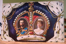 Raphael Tuck Sons Coronation Collectable Royalty Postcards