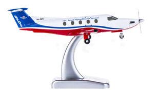 1:150 Hogan Royal Flying Doctor Service Pilatus PC-12 Aircraft Diecast Model